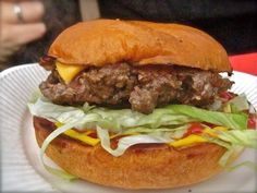 Cheesburger from Mother Flipper, Brockley Market