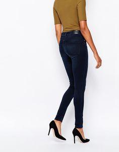 Image 2 ofMonki High Waist Skinny Jean