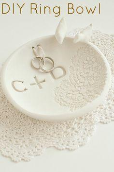 Tutorial: cuenco para los anillos