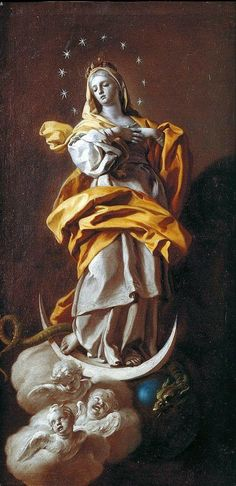 """""""...declaramos, proclamamos y definimos que la doctrina que sostiene que la beatísima Virgen María fue preservada inmune de toda mancha de la culpa original en el primer instante de su concepción por singular gracia y privilegio de Dios omnipotente, en atención a los méritos de Cristo Jesús Salvador del género humano, está revelada por Dios y debe ser por tanto firme y constantemente creída por todos los fieles..."""" (Bula Ineffabilis Deus, el Papa Pío IX )...+♥♥"""