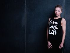 Live Love Lift Tank by Nasty Lifestyle. Get yours today! Crossfit Clothes, Fitness Apparel, Live Love, Tank Man, Women Wear, Spring Summer, Gym, Running, Lifestyle