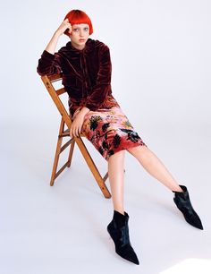 ZARA - #zaraeditorials - VELVET FEEL - Editorial