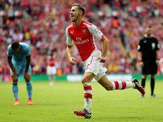 Community Shield: Arsenal defeat Manchester City 3-0 at Wembley | Football365 | Football Match Reports