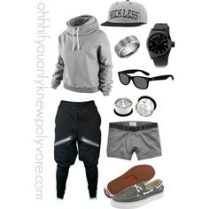 A fashion look from December 2012 featuring nike shirts, sweat pants und vans shoes. Browse and shop related looks.