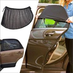 Window Screens, Window Coverings, Suv Trucks, Side Window, Front Windows, Car Makes, Back Seat, Car Cleaning, Cool Things To Buy