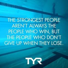 Swimming Don't give up Perseverance Swim Team Quotes, Swimmer Quotes, Sport Quotes, Motivational Swimming Quotes, Swim Mom, Swim Team Mom, Citations Sport, Swimmer Girl Problems, Thoughts