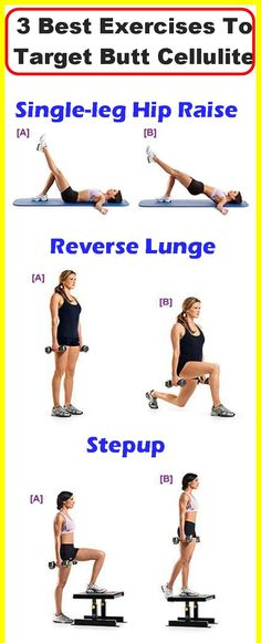 Exercises to get rid of cellulite http://www.cellulite5keys.com