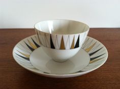 I love this demitasse cup from Arabia Finland  by HotCoolVintage on Etsy