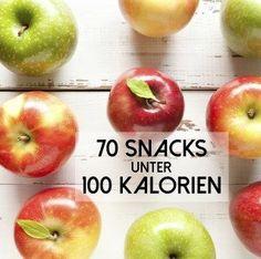 Ein 125 g schwerer Apfel hat etwa 67 kcal, hätten Sie das gewusst? Ganz schön wenig im Vergleich zu einem Schokoriegel, der gut 100 kcal hat...