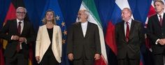 The 6 world powers trying to strike a deal with Iran on curbing its nuclear ambition