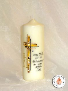 Diy Candles, Pillar Candles, Candle Art, Candle Making, Decoupage, Creative, How To Make, Banner Ideas, Candles