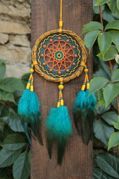 Dream catcher/ Dreamcatcher/ Small by MyHappyDreams on Etsy