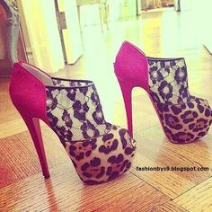 Cheetah ♥ love these!