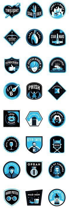 Matt Stevens: New York Magazine User Badges