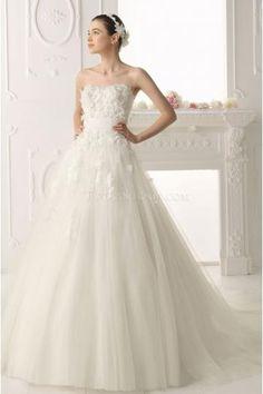 Robes de mariée Aire Barcelona 141 Olvido 2014