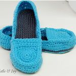 loafer style slippers   Patterns