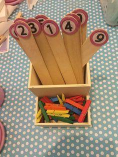 Montessori Math, Preschool Math, Kindergarten Math, Numicon, Kids Learning Activities, Preschool Activities, Math Numbers, Kids Education, Pre School