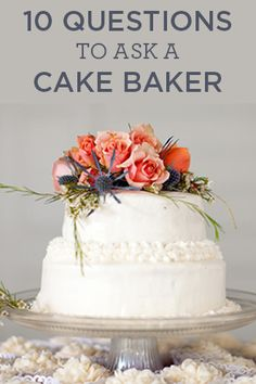 How to find the right cake baker for your wedding? Click to find out!
