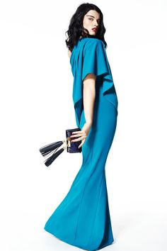 ZAC Zac Posen | Resort 2015 Collection | Style.com