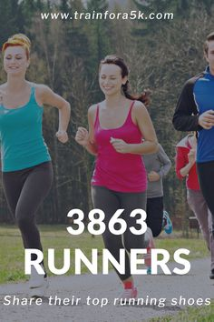 Finding the best running shoe can be a tough decision, let our survey of 3863 real runners help guide your decision on what is the best running shoe out there. Jogging For Beginners, Running For Beginners, Running Tips, Top Running Shoes, Running Apparel, Running Injuries, Long Distance Running, Best Brand, Asics