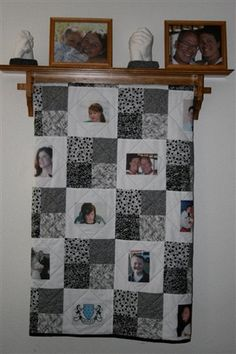 Photo Quilts Gallery | Innovative Creations & Quilting and Custom Embroidery | www.innovativecreate.com