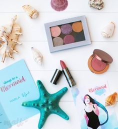 Not so addicted to Beauty: Mermaid, el maquillaje de Nabla inspirado en las sirenas