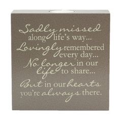 Goodbyes are not forever, goodbyes are not the end, wood sign ...