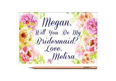 Hey, I found this really awesome Etsy listing at https://www.etsy.com/listing/472882229/combo-will-you-be-my-maid-of-honor-will