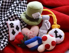 Hey, I found this really awesome Etsy listing at https://www.etsy.com/listing/191712229/alice-in-wonderland-inspired-catnip-toys