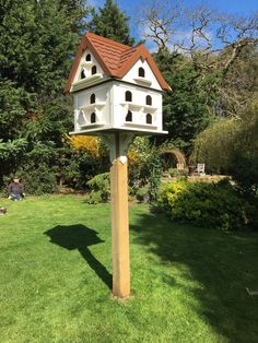 Dovecotes for sale in Wales. Bird houses, bird box, doves, garden, buy handcrafted dovecote