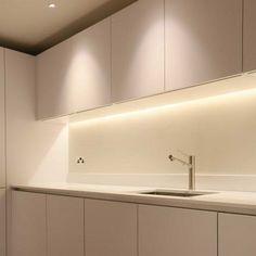 Liked on Pinterest: 3000K Streamer LED Strip | John Cullen Lighting