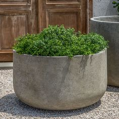 Tribeca Planter Low Extra Large | Kinsey Garden Decor