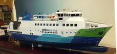 Azores - Ferry