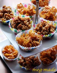 Honey Joys. Australian snack. Can be GF too!