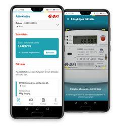 Ügyfélszolgálat alkalmazás - Mérőóraállás bejelentés - E.ON Electronics, Phone, Telephone, Mobile Phones, Consumer Electronics