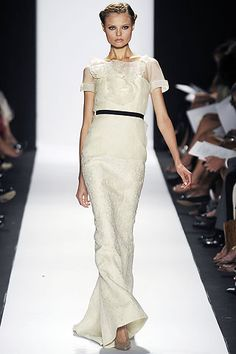 Carolina Herrera Spring 2009 Ready-to-Wear Collection Slideshow on Style.com