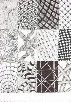 Zentangle patronen voor de liefhebbers - 50plusser.nl