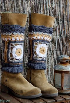Bo-M: Caneleiras Vintage....inspiration  How cute are these!