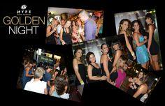 Golden Night @ Hype - Milano marittima 11.08.2012