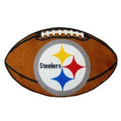 FANMATS 5828 NFL Pittsburgh Steelers Football Rug Fanmats,http://www.amazon.com/dp/B000CQOZ3K/ref=cm_sw_r_pi_dp_MFyQsb126T9PNZB0