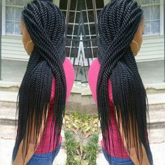 Rope Twists Shared By BRAIDSBYGUVIA - http://www.blackhairinformation.com/community/hairstyle-gallery/braids-twists/rope-twists-shared-braidsbyguvia-2/ #Braidsandtwists