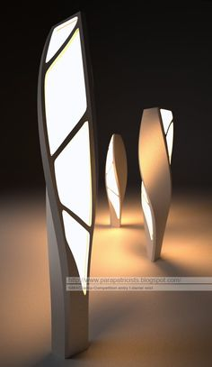 paraPATRICists: himac lamp competition✖️More Pins Like This One At FOSTERGINGER @ Pinterest✖️