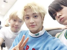 NCT // Doyoung, Mark, & Yuta