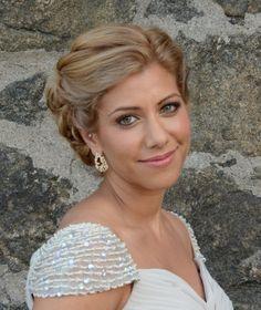 Hair & Make-Up: Kim Ikonen Jennings, Stockholm, Sweden https://www.facebook.com/kimikonenmakeupartist www.instagram.com/kimikonencreatives bridal hair, classical, beauty, Sweden