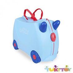 dba44adc8 Maletas infantiles. La forma más divertida de viajar con tu niño.  Espaciosas, cómodas para sentarse, resistentes, cinturón para los juguetes.