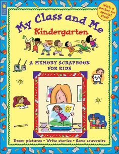 Memory Scrapbooks are a wonderful way for young children to record all of their school memories in one-of-a-kind keepsakes. Designed like the other titles in this popular series, this book has loads o