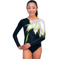 Explosion Competition Leotard B