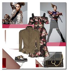 """""""Stand out from the Crowd"""" by fl4u ❤ liked on Polyvore featuring Chloé and Alexander McQueen"""