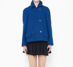 Dries Van Noten Blue Jacket