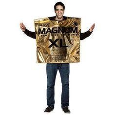 Trojan Magnum Condom Costume now featured on Fab. - SOOOOO FUNNY!!!!